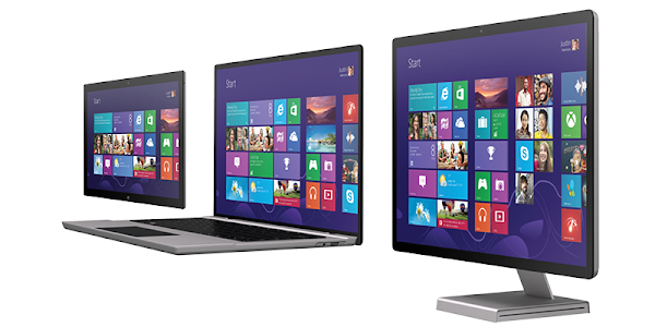 Microsoft's ultimate guide to Windows tablets, notebooks and All-in-one PCs