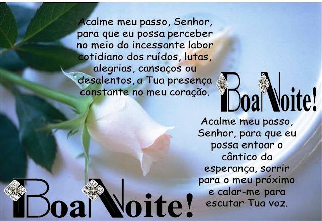 BOA NOITE - 07