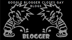 googleblogge rcloses gay blogs