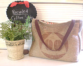 coffee sack bag and last chance to win $50