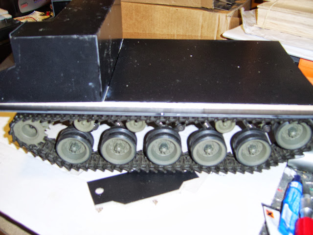 m8a1 cargo tractor