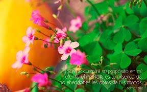 Salmo 138.8