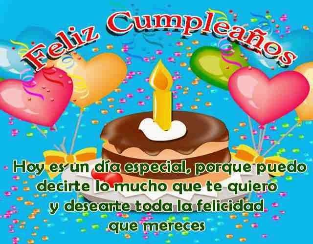 Bonitos mensajes como deseos de cumpleaños