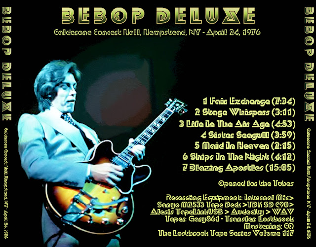 ... Raiding the Divine Archive: The Best of Be Bop Deluxe