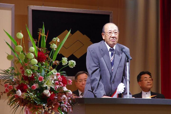 空知地区老人クラブ連合会・野 道夫 副会長