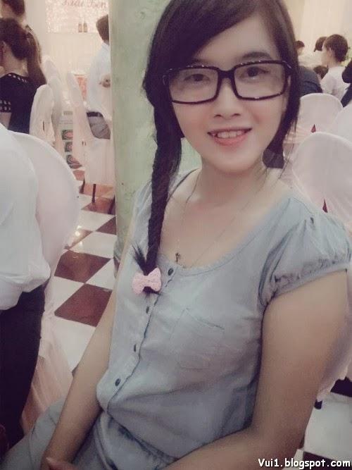 Ảnh Girl Xinh 9x Cực Cute, Có Nét Đẹp Baby - hình 3