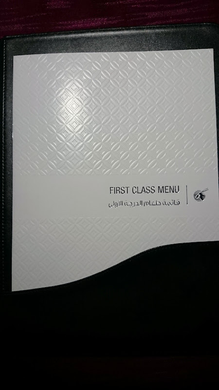 DSC 5077 - REVIEW - Qatar: First Class - Doha to London (A330)