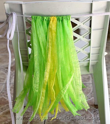 Make Grass Skirt 121