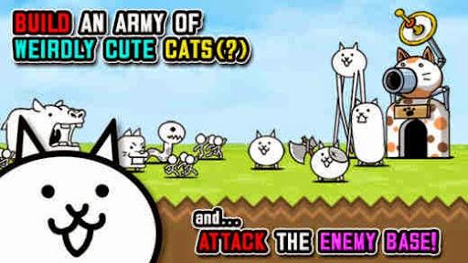 Battle Cats Glitch Cat Food