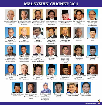 Kabinet Baru Najib? Tidak Ada Ummp!