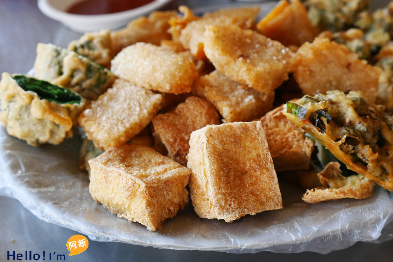 南屯廟口炸粿-4