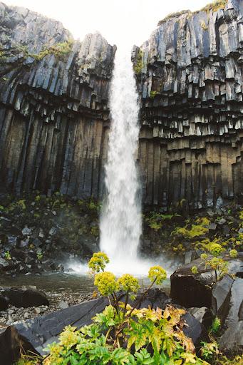 IJsland Gullfoss waterval