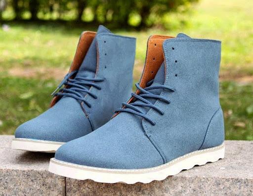 Men Winter Shoes Men Sneaker Fashion Boots Western Styl