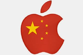 Apple almacena los datos de sus usuarios en China
