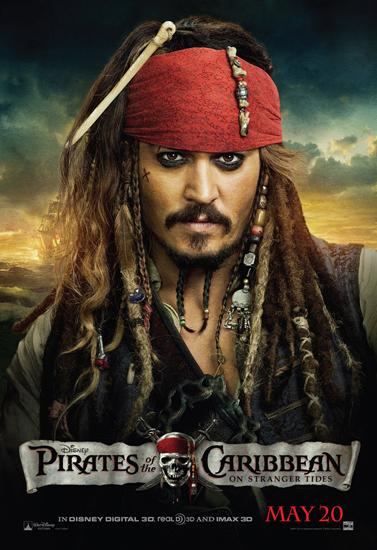 Cướp Biển Vùng Caribbe (Phần 4): Suối Nguồn Tươi Trẻ - Pirates of the Caribbean: On Stranger Tides