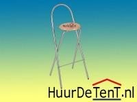 Inklapbaar barkrukje huren bij HuurDeTent.nl
