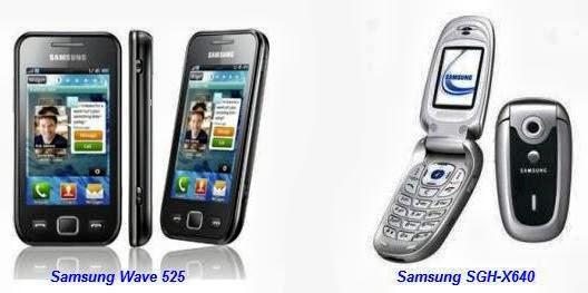 телефоны Samsung Wave 525, Samsung SGH-X640