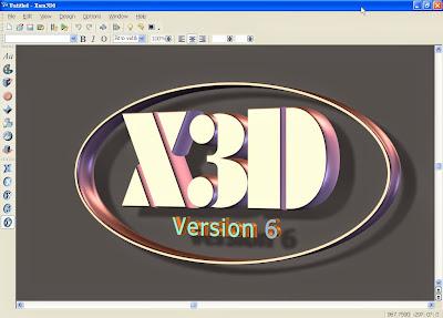 Xara3D 製作酷炫的3D字體 http://imagejack.blogspot.com/2014/12/xara3d-introduce.html