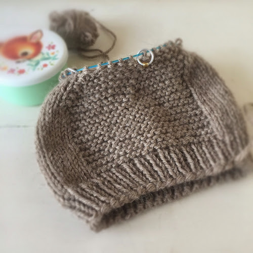 A World of Imagination  Barley Hat by Tincan Knits and more....... d503914962a