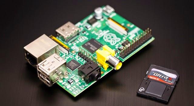 Projetos de automação remota com RaspBerry Pi