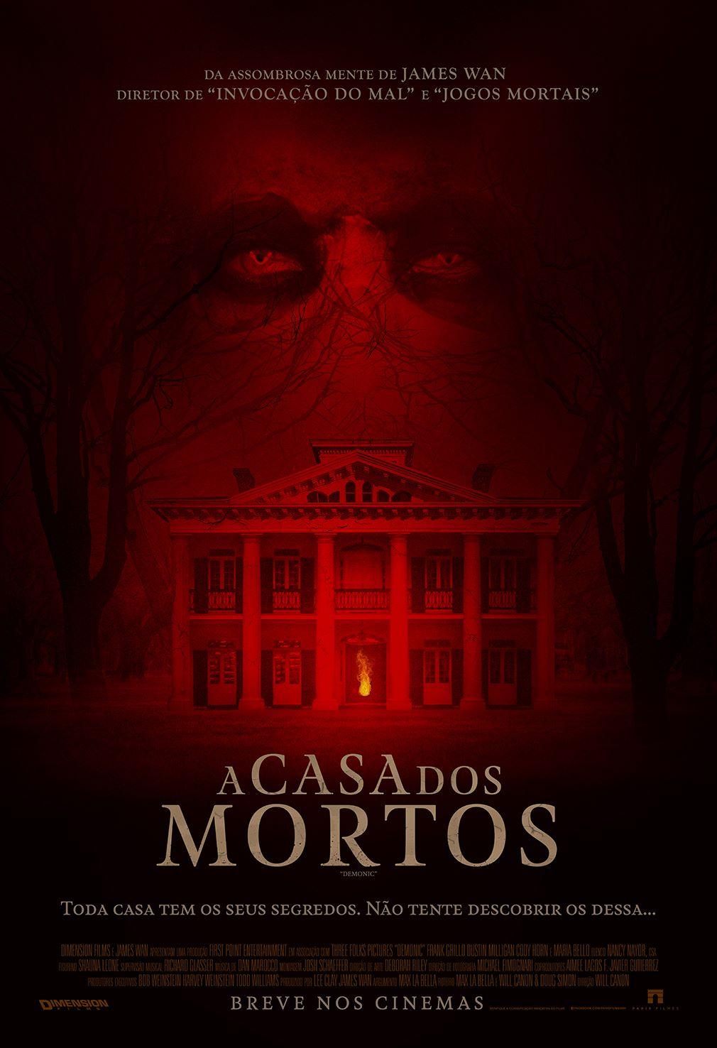 Filme Dentro Da Casa in próximos lançamentos de filmes de terror para 2015 nos cinemas do