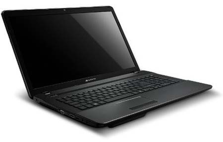 Gateway NV75S02u Review and Specifications - New Gateway Laptop