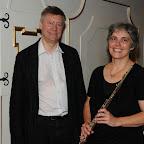 Dritte Geistliche Abendmusik - Andrea Rainer, Querflöte und Kurt Estermann, Orgel - Basilika Wilten - 12.08.2013