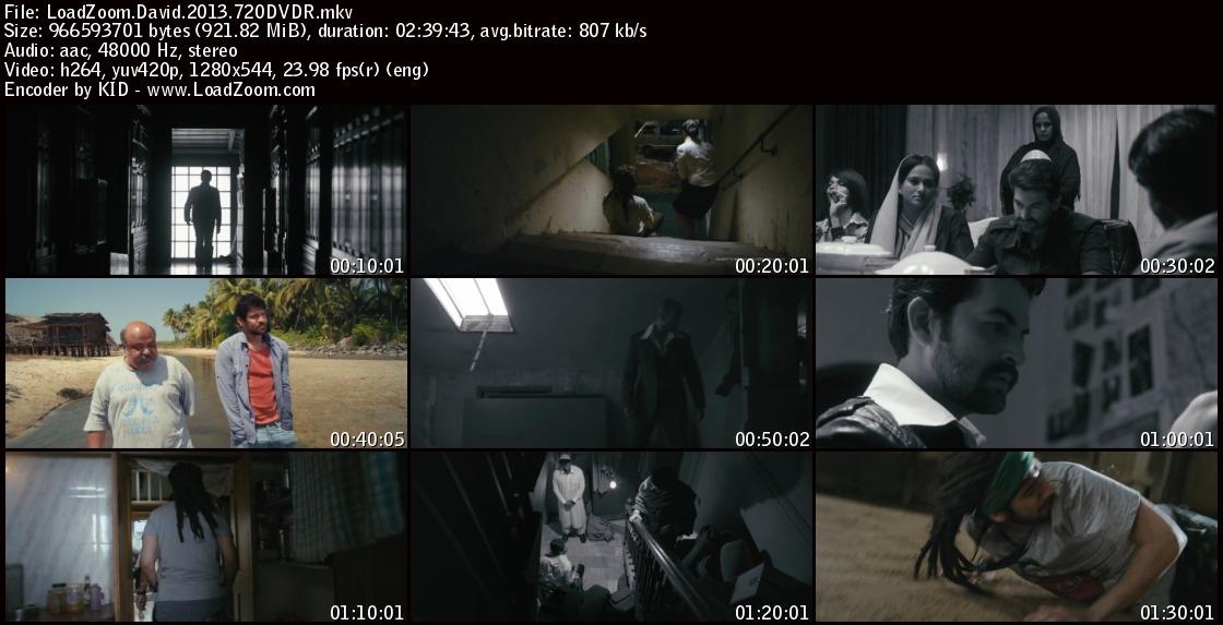movie screenshot of David fdmovie.com