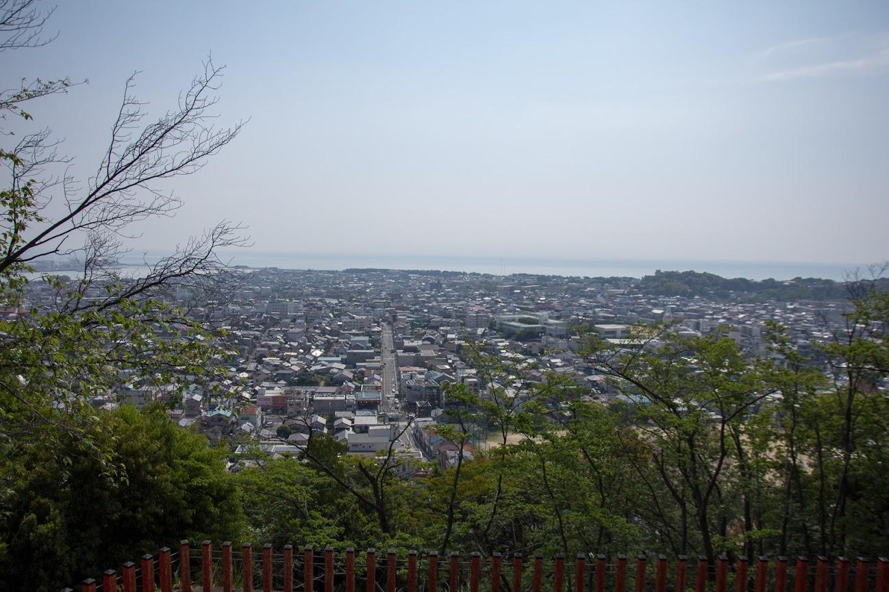 kamikura schrein wakayama