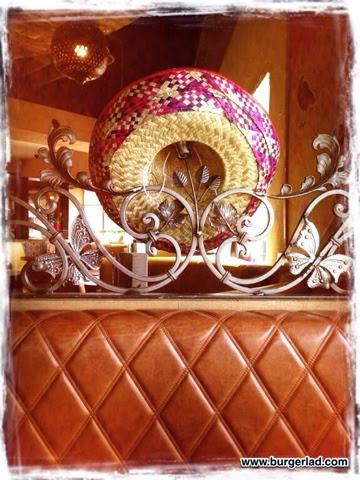 Chiquito Mexican Fajita Burger