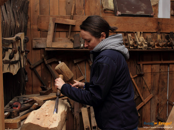 Pokazy dawnych rzemiosł w Mniszkach