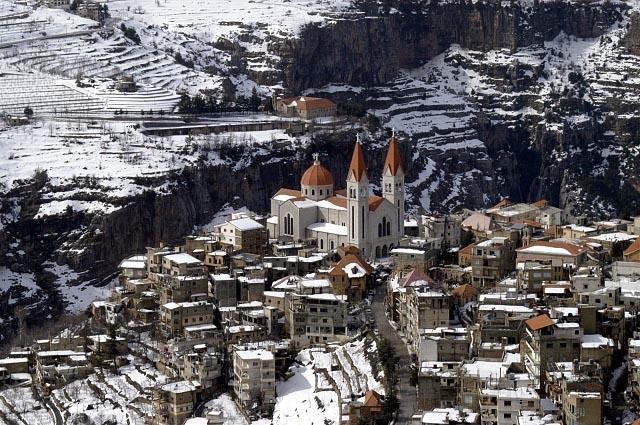 Hometown of Khalil Gibran, Bsharri - Lebanon