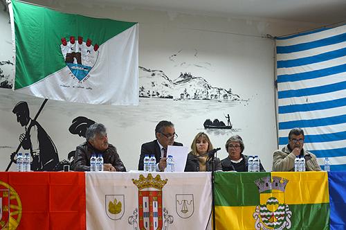 Junta de Freguesia informou a população sobre o caso