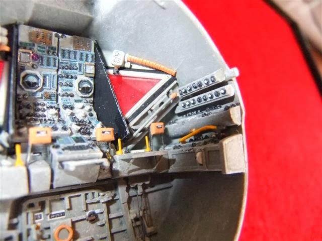 Le Module Lunaire de MONOGRAM/REVELL au 1/48ieme ! Photo+925