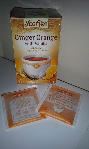 yogitea organic ginger orange vanilla