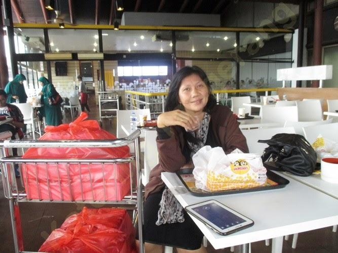 Nasi Box Soekarno-Hatta Airport