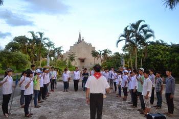 Giáo xứ Hướng Đạo - Sa mạc bồi dưỡng huynh trưởng cấp II