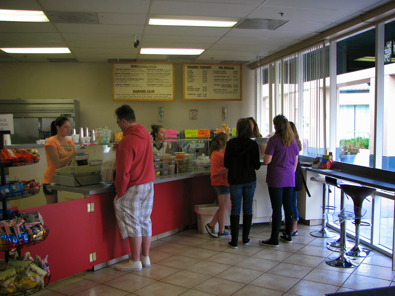 Frozen Yogurt La Mesa CA | The Yogurt Mill of La Mesa at 8156 La Mesa Blvd, La Mesa, CA