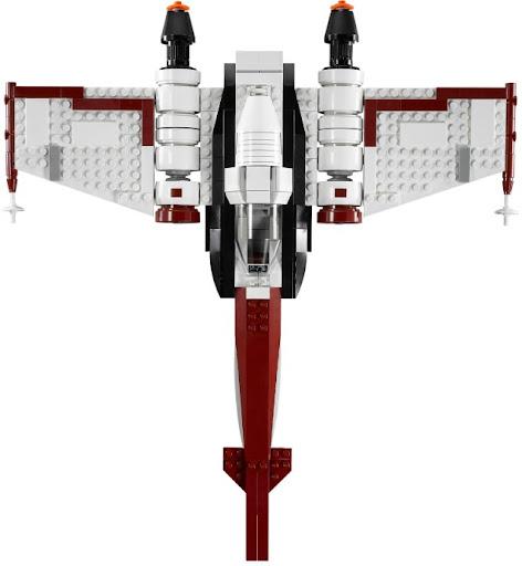 75004 レゴ Z-95 ヘッドハンター
