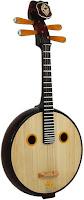 Ruan (Moon Lute or Moon Guitar)