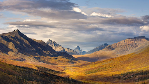 North Klondike River Valley, Tombstone Territorial Park, Yukon, Canada.jpg