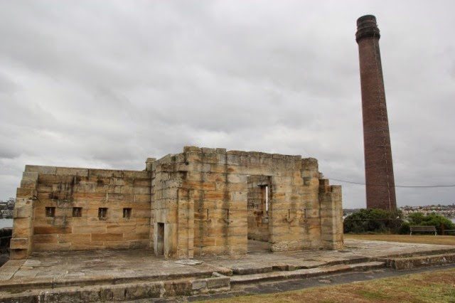Guardhouse, Cockatoo Island, Sydney Harbour