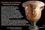 Cerámica de campana, de Campania. Cultura griega