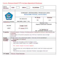 Standar Operasional Prosedur Sop Perusahaan Dan Pemerintahan