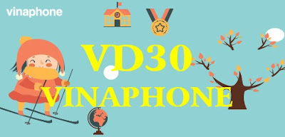 Tặng 6GB, 200 phút gọi miễn phí với gói cước VD30 Vinaphone