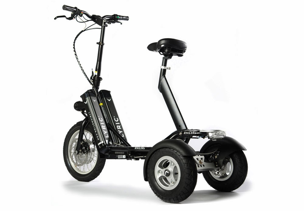 lyric scooter
