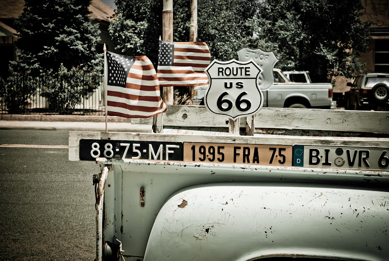 Great American Road Trip, cz.10 -- Route 66..