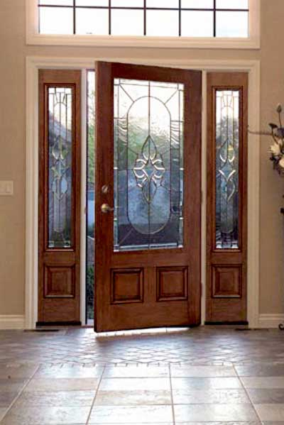 Entry Doors With Style And Security Home Improvement