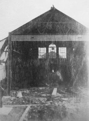 Additions to the Village Hall in 1932