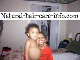 little black kids